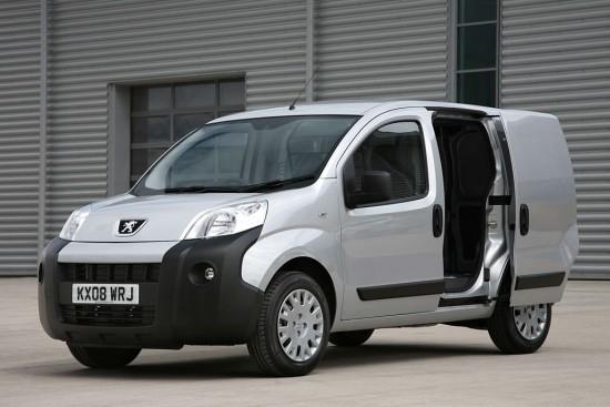 Peugeot Bipper Van