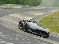 Peugeot EX1 at the Nurburgring Nordschleife, 1 of 3