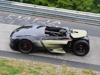 Peugeot EX1 at the Nurburgring Nordschleife, 2 of 3