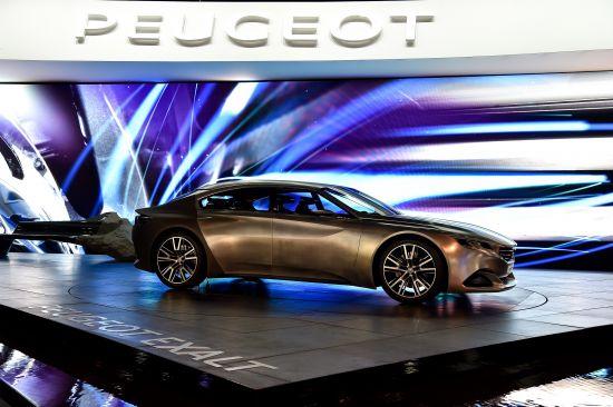 Peugeot Exalt Paris
