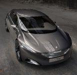 Peugeot Hx1 Concept, 4 of 22