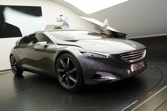 Peugeot HX1 Frankfurt