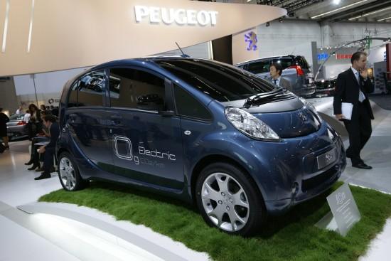 Peugeot i0n Frankfurt