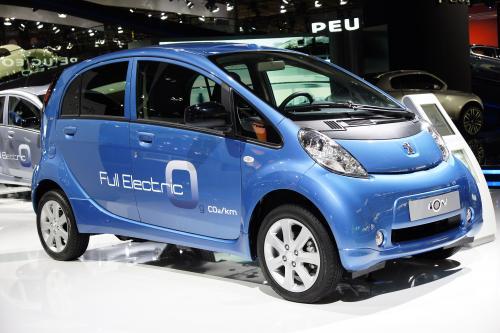 2012 Peugeot iOn - Цена £21 216