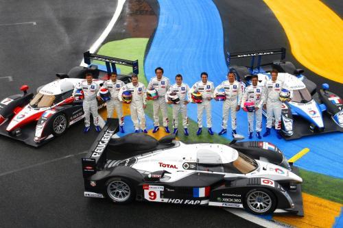 Peugeot sport готовится к его большой проблемой