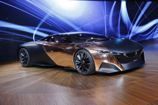 Peugeot Onyx Concept Paris
