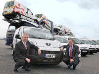 Peugeot Partner Vans, 1 of 11