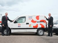 EDF Energy's New Peugeot Partner Origin Vans