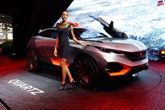 Peugeot Quartz Paris