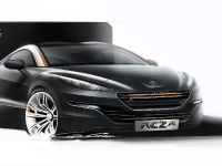 Peugeot RCZ R Concept Sketch , 1 of 7