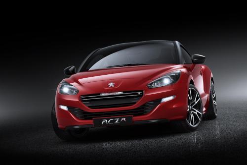 Первые изображения и детали спецификации Peugeot RCZ R выявлено