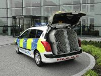 Peugeot 308 SW - Canine patrol vehicle