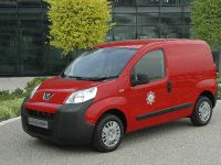 Peugeot Bipper Van - Fire Authority Vehicle