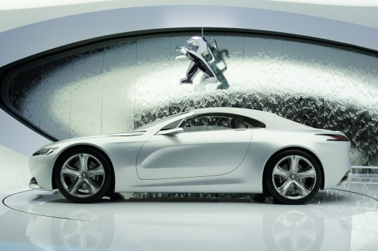 Peugeot SR1 Concept Geneva