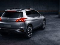 Peugeot Urban Crossover Concept, 5 of 6