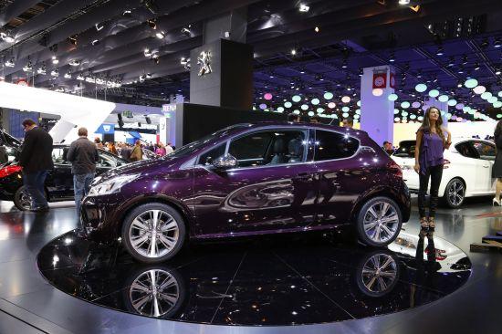 Peugeot XY Paris