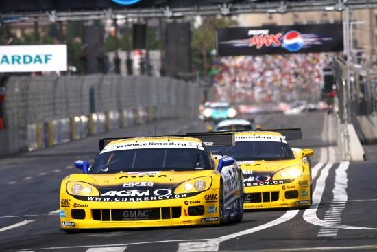 Phoenix Carsport Racing Corvette