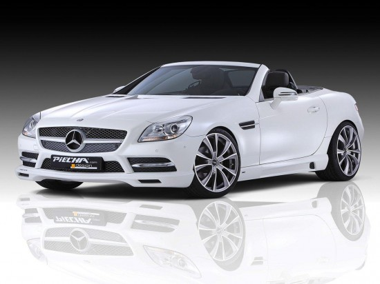 Piecha Accurian RS 2012 Mercedes SLK