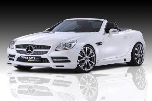 Piecha 2012 Mercedes SLK