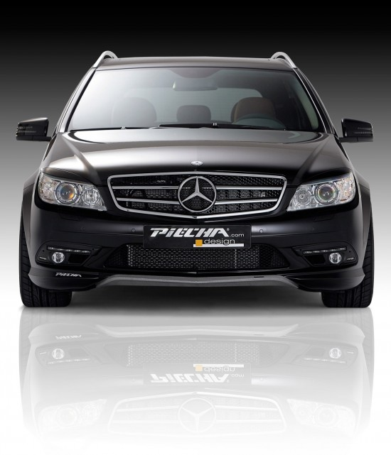Piecha Design Mercedes-Benz C-Class Estate