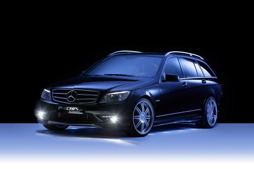 Piecha Design уточняет Mercedes-Benz C-Class универсал