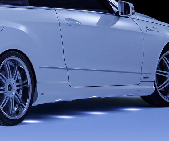 Piecha Design Mercedes-Benz E-Class Convertible
