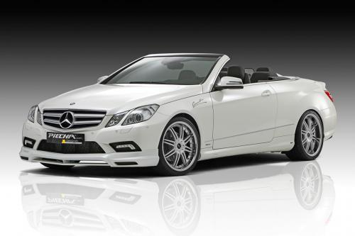 Piecha Design Mercedes Benz E Cl Convertible