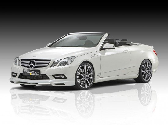 Piecha Design Mercedes-Benz E-Class Coupe and Cabrio