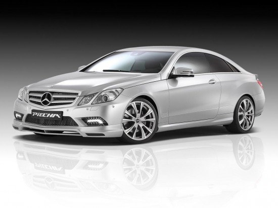 Piecha Design Mercedes-Benz E-Class Coupe and Cabrio