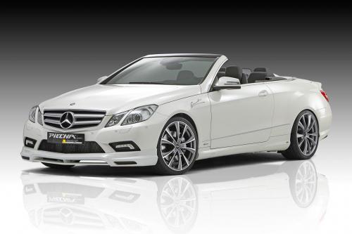 Piecha Design Mercedes-Benz E-Class Coupe и Cabrio