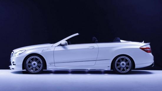 Piecha Design Mercedes E-Class Cabriolet