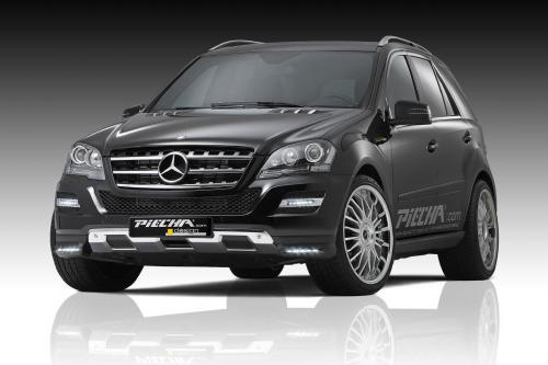 Piecha Mercedes-Benz ML