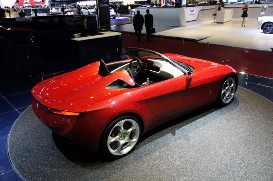 Pininfarina Alfa Romeo Geneva