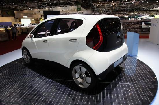 Pininfarina Bluecar Geneva