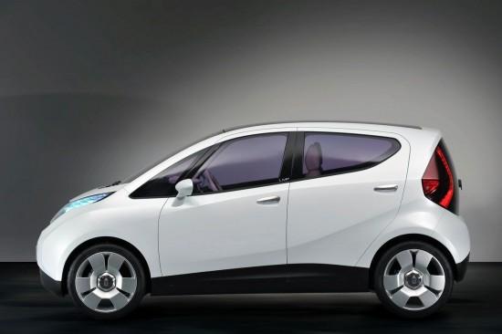 Pininfarina Bluecar