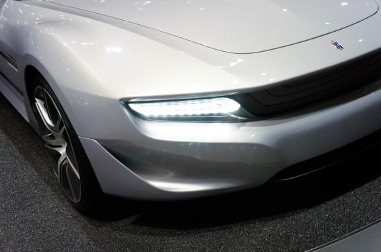 Pininfarina Cambiano Geneva