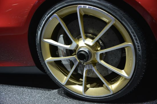 Pininfarina Sergio Concept Geneva