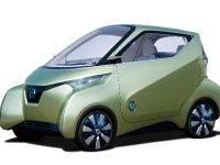 Nissan Pivo 3 Concept, 1 of 15