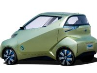Nissan Pivo 3 Concept, 4 of 15
