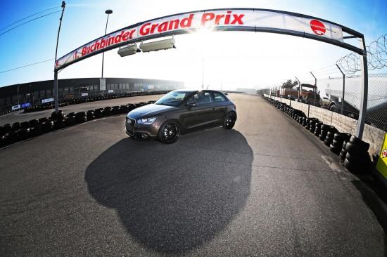 Pogea Racing Audi A1