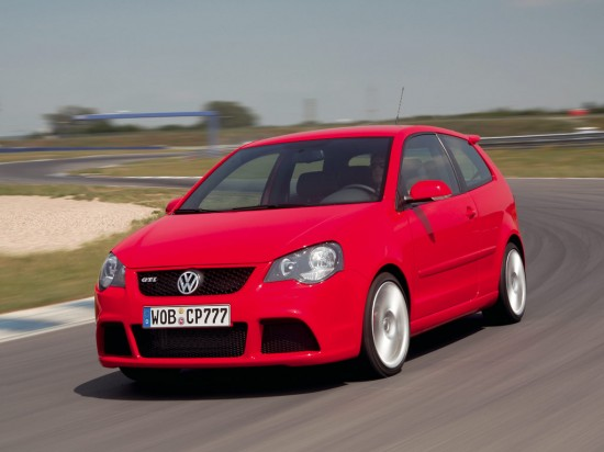 Polo GTI Cup Edition