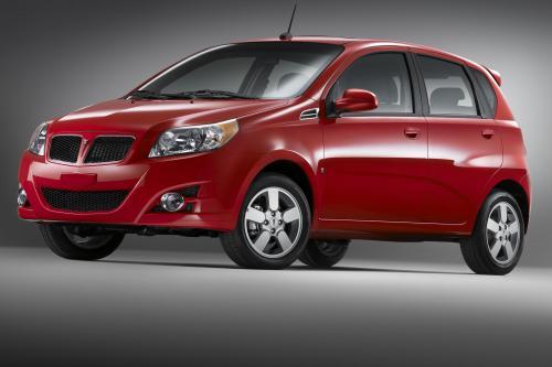 Pontiac объявляет Новый небольшой автомобиль для американского рынка