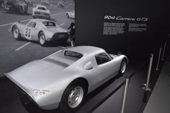 Porsche 904 Carrera GTS Los Angeles