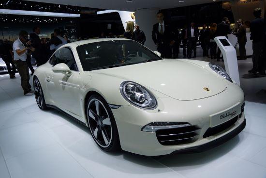 Porsche 911 50 Frankfurt