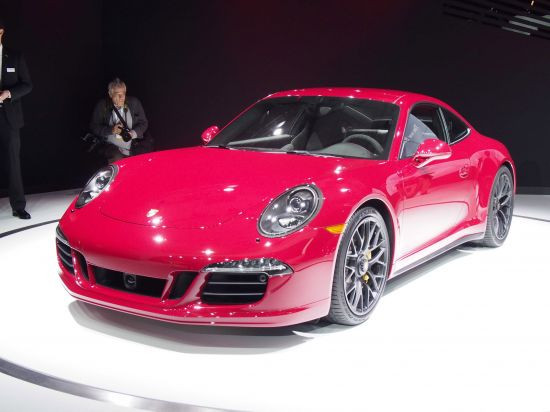 Porsche 911 Carerra GTS Los Angeles