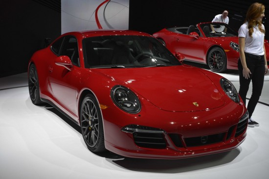 Porsche 911 Carerra GTS Los Angeles