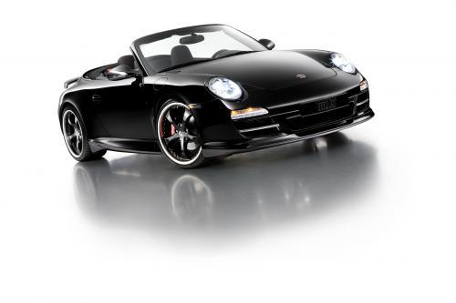 Porsche 911 Carrera 4S Cabriolet MJ (2009) - picture 1 of 2