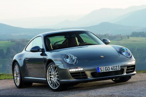 Следующее Поколение Porsche 911 Carrera 4 Модели Оснащены Электронным Управлением Привод На Все Колеса Системы