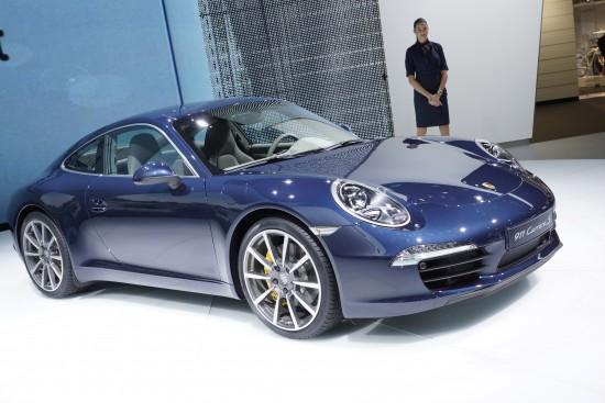 Porsche 911 Carrera S Frankfurt
