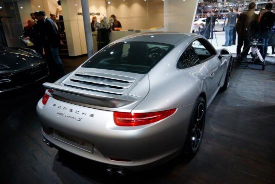 Porsche 911 Carrera S Geneva